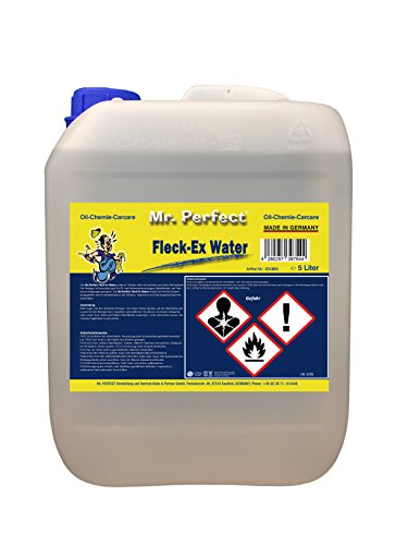 Preisvergleich Produktbild Mr. Perfect Fleck Ex Fleckenwasser 5 Liter - Kfz-Textilreiniger