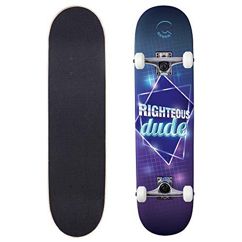 Cal 7 Complete Skateboard, Popsicle...
