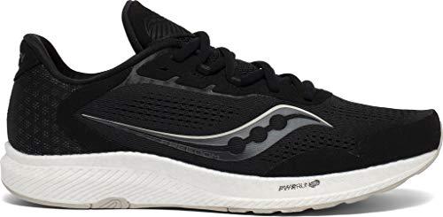 Saucony S20617-45, Zapatillas para Correr Hombre, Piedra Negra, 41 EU
