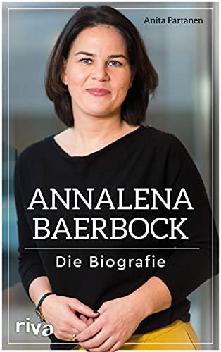Buchseite und Rezensionen zu 'Annalena Baerbock: Die Biografie' von Anita Partanen