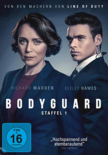Bodyguard - Staffel 1 [3 DVDs]