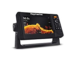 """High-visibility sunlight viewable 7"""" display 1. 2 megahertz HyperVision CHIRP technology delivers super-high resolution sonar imagery Built-in RealVision 3D sonar gives you the power to accurately identify the location of ledges, channel beds and oth..."""