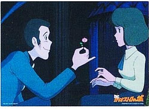 Die meisten Lotterie Lupin III Das Schloss von Cagliostro G-Preis visuelle Matte Lupin & Clarice (das ist jetzt mein Bestes) einen Artikel
