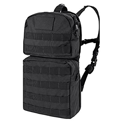 Condor Hydration Carrier - with Bladder (Black)