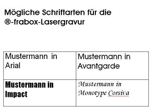 Frabox LENS Edelstahl Briefkasten - 5