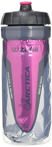ZEFAL Rosa, Bidón Isothermo Arctica, 550ml, Unisex Adulto, 550 ml