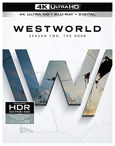 Westworld Season 2: The Door (Limited Edition 4K Ultra HD) [Blu-ray]