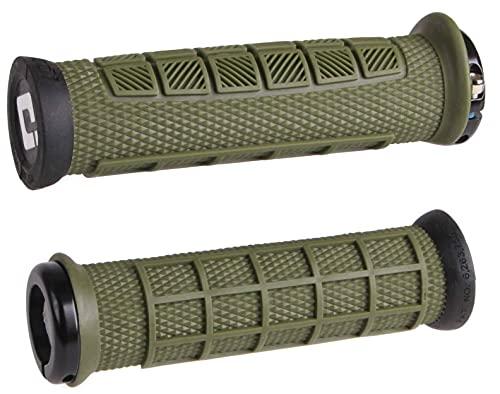 Odi, Elite Pro, Grips, 130mm, Army Green, Pair