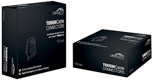 Ubiquiti Networks TOUGHCable RJ45-Stecker (100 St.) für TC-PRO und TC-Carrier
