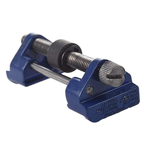 ALONGB Pialle per Ferro pialle per Utensili Guida per levigatura dei Metalli Legno per affilare Gli scalpelli, Blu
