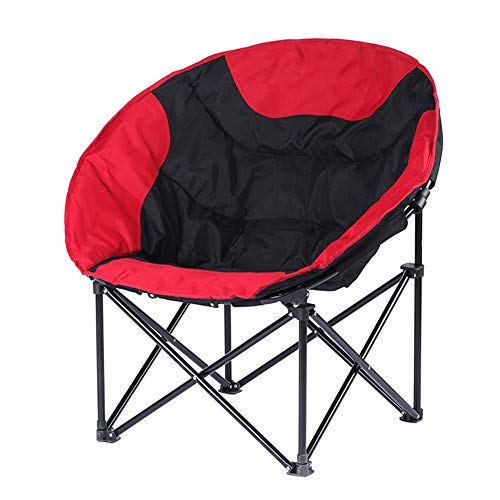 XUMINGZDY Klappstuhl tragbarer hocker Outdoor Stuhl mittagspause Skizze Stuhl mond Stuhl klapp Kunst Stuhl Angeln Stuhl Wohnzimmer Sofa im freien liefert (Farbe : B)