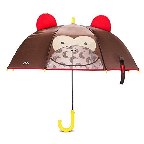 Skip Hop Zoo Monkey - Paraguas infantil