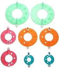 Essential Pom Pom Maker Fluff sfera Kit Weaver Needle Craft Strumento