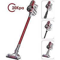 Muzili Cordless Vacuum Cleaners With LED Motorhead