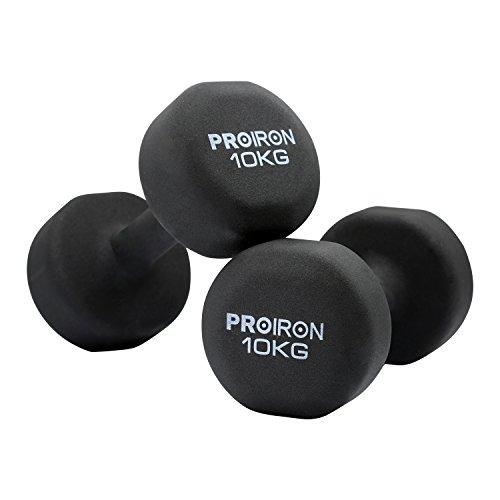 Kurzhanteln 1 bis 5 Kilogramm von PROIRON