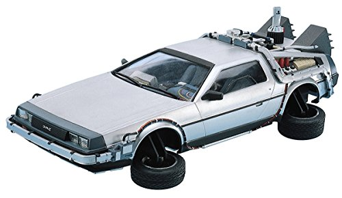 Regreso al Futuro II Maqueta 1/24 Delorean LK Coupe