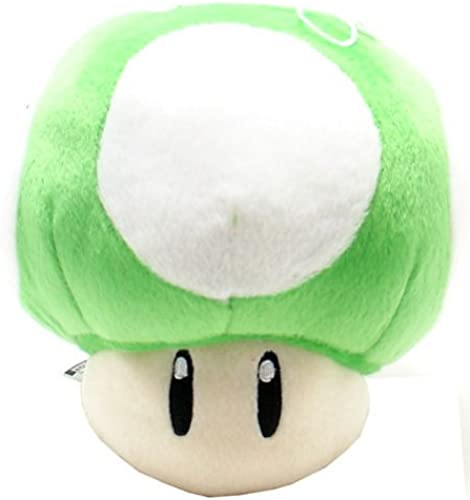 Super Mario Brothers Grün Mushroom 8-inch Plush by Banpresto