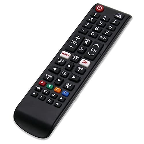 RIRY Mando a Distancia reemplazo para Samsung Smart TV Mando Samsung TV...