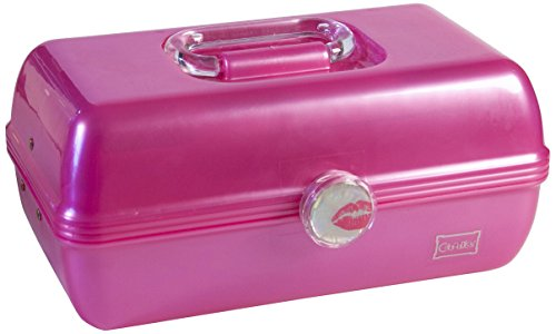 Price comparison product image Caboodles On-The-Go-Girl Cosmetic Case,  Pink