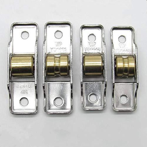 Raampoelies kunststof stalen deuren en ramen roestvrij staal koper katrollen schuifdeuren schuifdeuren rolwielen