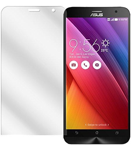 dipos I 6x Schutzfolie klar kompatibel mit Asus ZenFone 2 (ZE551ML) Folie Bildschirmschutzfolie