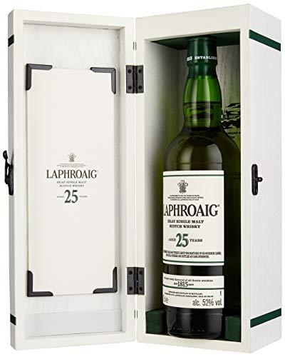Laphroaig 25 Years Old Islay Single Malt Scotch Whisky 2018 (1 x 0.7 l)