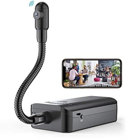 Semi Rigid Snake Camera Hidden Spy Camera Wireless WiFi Mini Hidden Home Security 1080P Camera product image