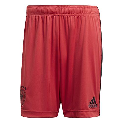 adidas Kinder DFB Home Goalkeeper Short Torwartshort, Glory red, 128