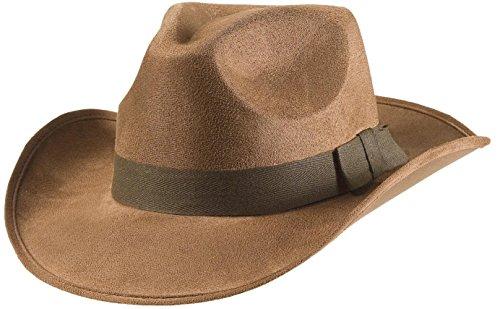WIDMANN S.R.L. Aventurero de Vaquero del Oeste Salvajes Sombreros Gorras Y Sombreros...