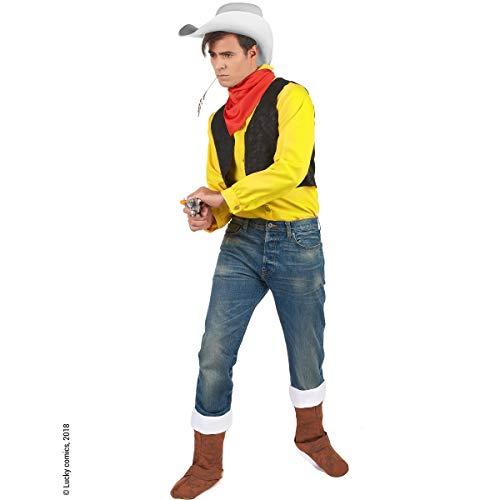 Disfraz Lucky Luke adulto M