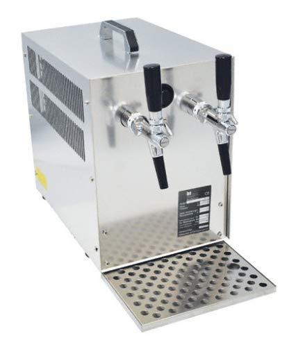 Bierkühler Zapfanlage Bierkoffer 2 leitig 60 Liter/h