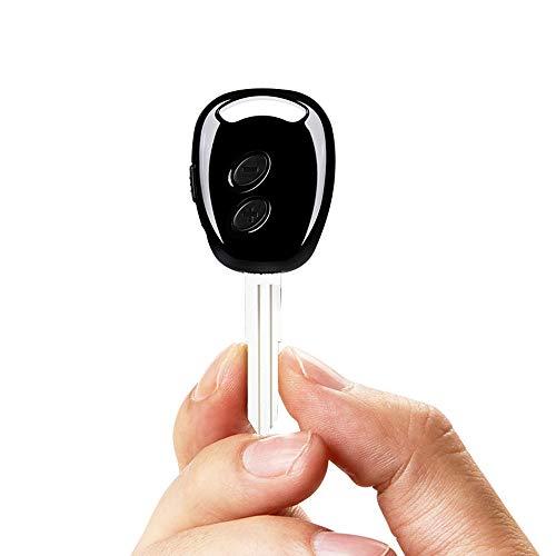 BangHaa Mini grabadora de voz activado, grabadora de audio de alta definición que registra el mini grabadora de voz digital profesional 8GB 16GB HD Reducción de ruido Tiempo Grabadora de sonidos for r