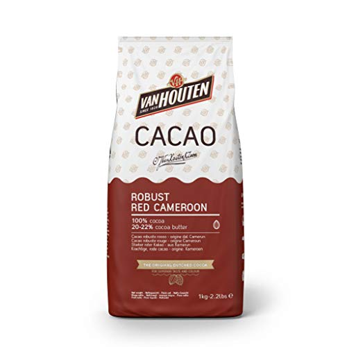 Cacao Rojo 'Tarta Red Velvet' ROBUST RED CAMEROON