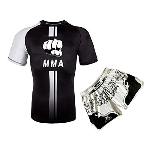VSZAP Muay Thai Shorts Boxanzug UFC...