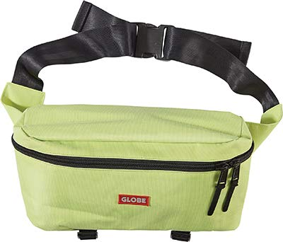 Globe Bar Shoulder Pack Riñonera de Marcha, 26 cm, Slime