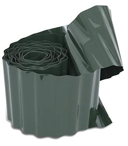 Windhager 5448 - Bordura per Prato, 20 cm x 9 m, Colore: Verde