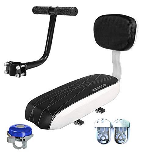 Asiento trasero para bicicleta, asiento trasero de bicicleta, asiento trasero de bicicleta, portabebés de seguridad para niños