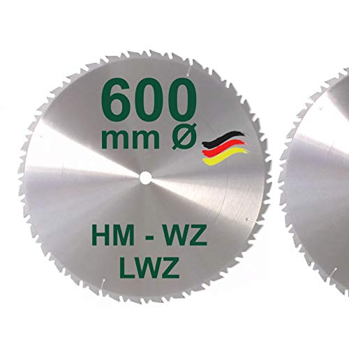 mit 4 Reduzierringe Kreissägeblätter HM Widia Kreissägeblatt für Holz 140mm 40Z