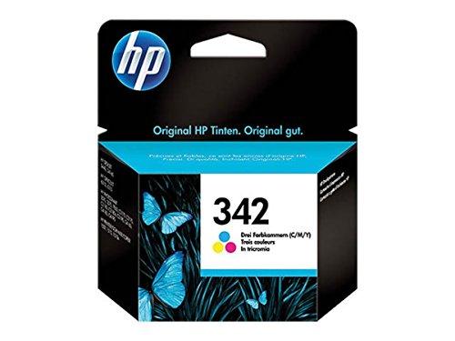 HP 342 Tri-colour Original Ink Cartridge