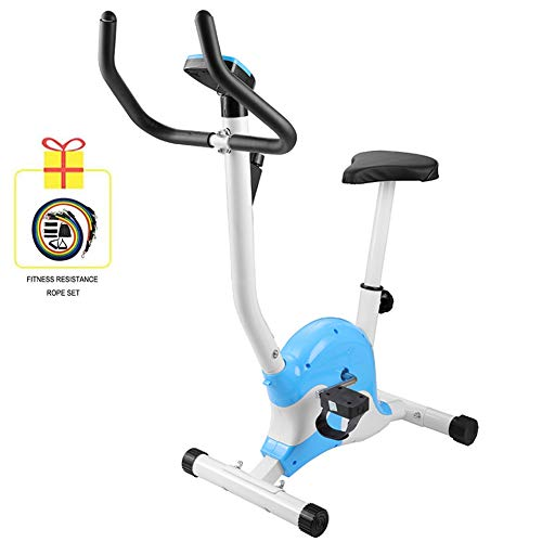 DLMPT Bicicleta De Ciclismo Interior Plegable Magnética Ver