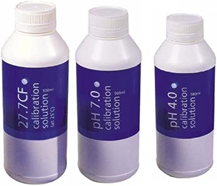 Bluelab New arrival Calibration Solution pH 4.0 2.77 EC 7.0 Popular brand in the world and Conductivit