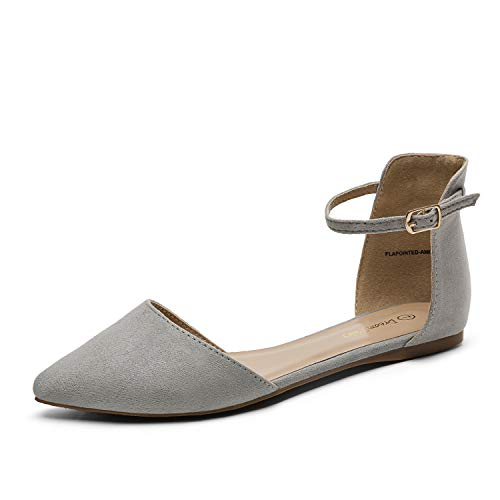 Top 10 best selling list for flat wedding shoes grey