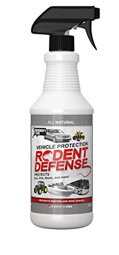 Exterminators Choice Vehicle Defense Rodent Repellent Spray | 32 Ounce | Pest Control to Protect...