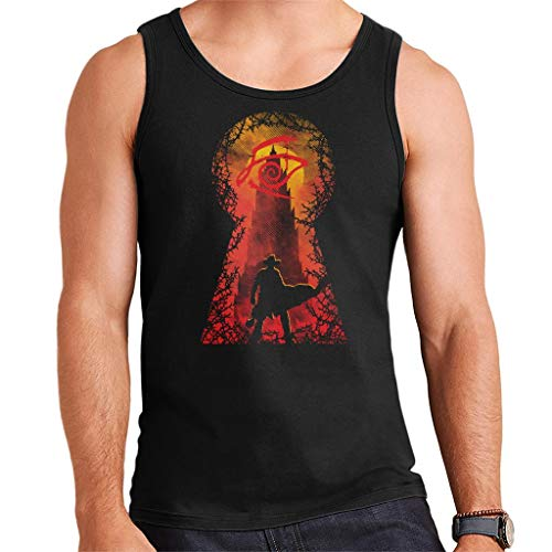 Mid World The Dark Tower - Chaleco para hombre