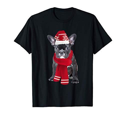 French Bulldog Frenchie Bully Christmas Dog Ugly Christmas T-Shirt