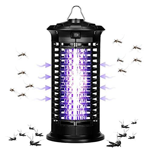 JXCAA Lampara Mata Mosquitos, Repelente De Insectos, Asesino De Mosquitos Doméstico, Repelente...