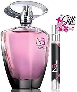 Zermat Nuestra Belleza Latina New Fragance 60 ml & free pocketsize 0.30 FL OZ