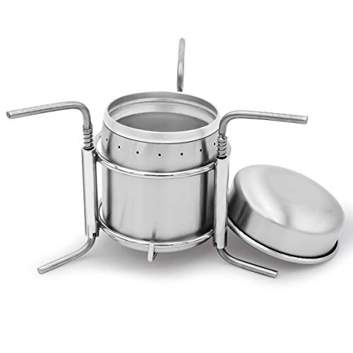 famgee portable outdoor mini stainless