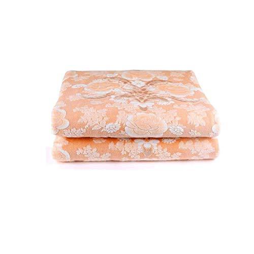 Preisvergleich Produktbild Tao-Miy Flanell-Two-Speed Heizdecke,  kann for Studentenwohnheim Betten verwendet Werden,  sicher und strahlungsfrei,  Haushaltswasserdichtes Thermostat Heizkissen