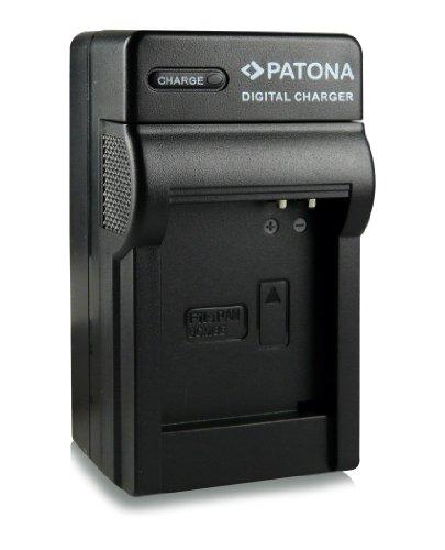 PATONA 3in1 Ladegerät für DMW-BCM13E BCM13 Akkus für Panasonic Lumix DMC-FT5 DMC-TS5 DMC-TZ37 DMC-TZ40 DMC-TZ41 DMC-ZS30